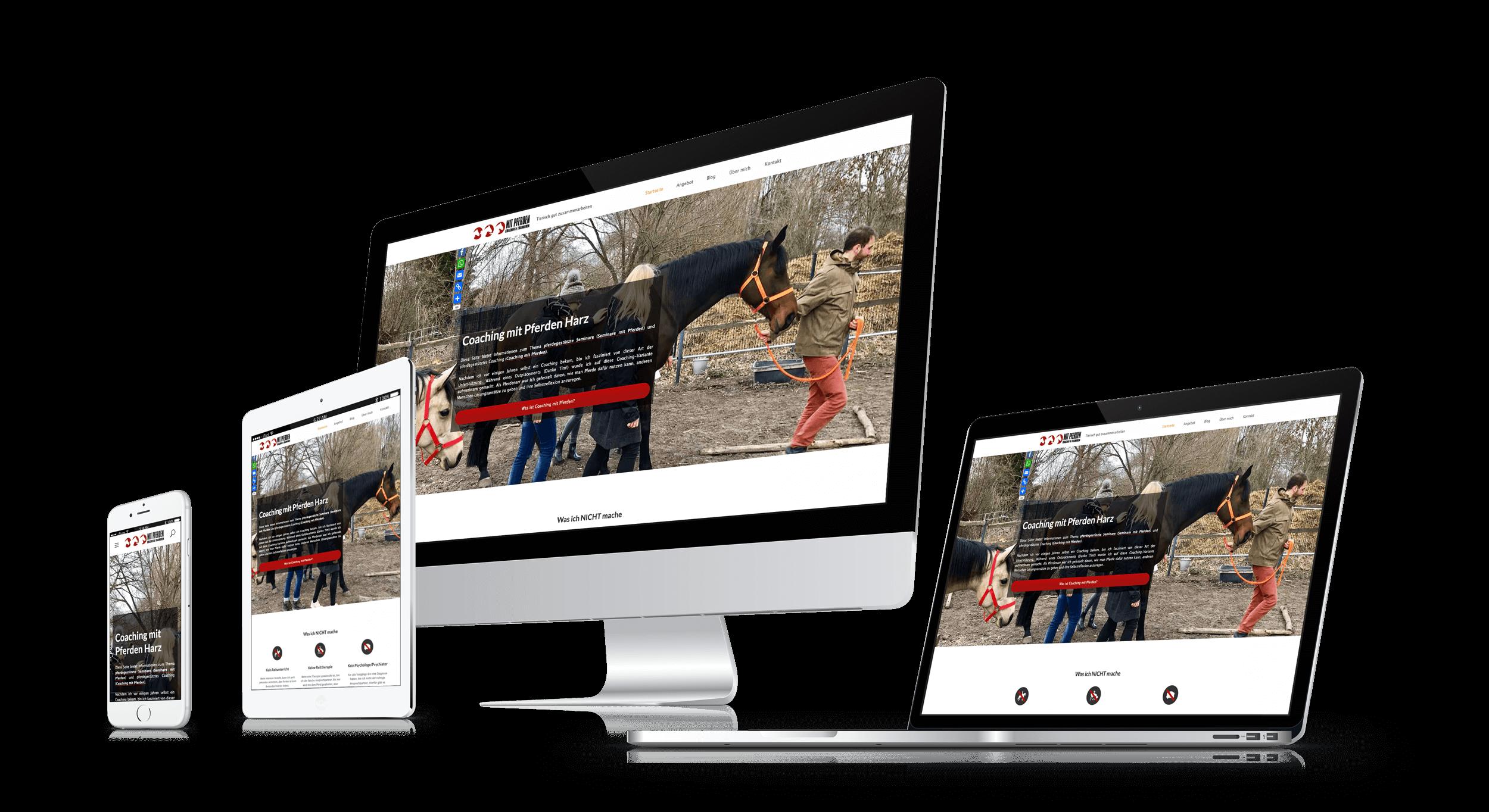 portfolio responsivedesign antjeliebe webentwicklung